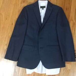Boys Ralph Lauren Blue suit worn once